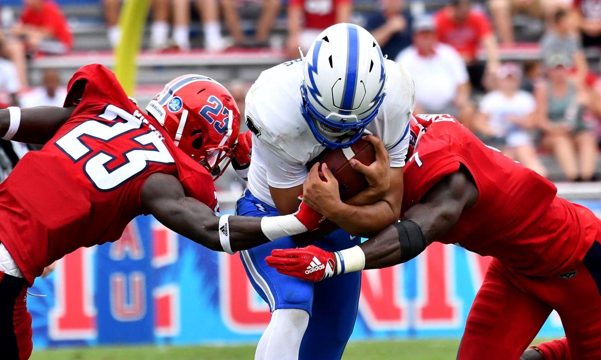 NCAA Football: Air Force at Florida Atlantic