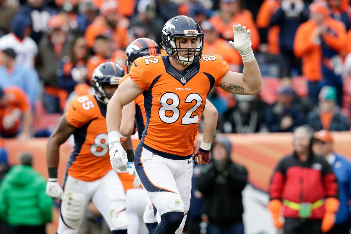 online store 49b68 e2d30 2017 Broncos roster: Tight end Jeff Heuerman - Mile High Report