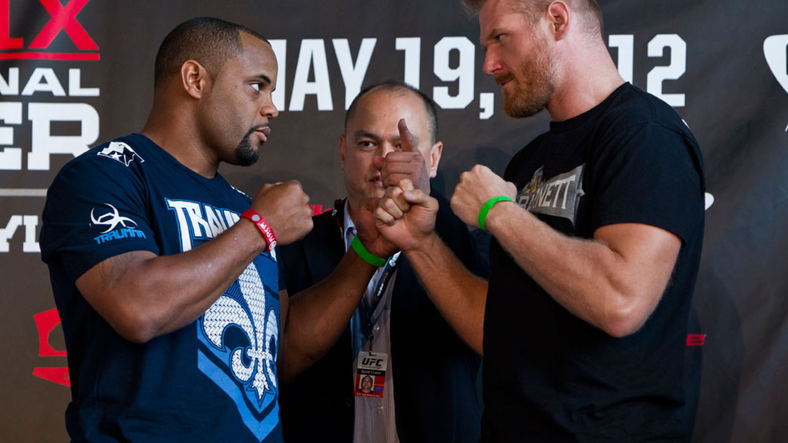 'Barnett vs Cormier' fight card: Josh Barnett vs Daniel ...