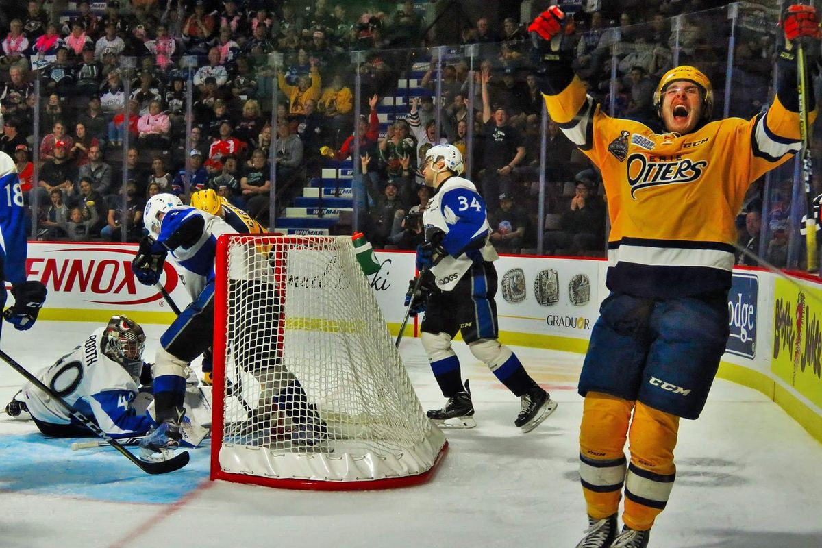 Erie Otters Fall in Memorial Cup Final