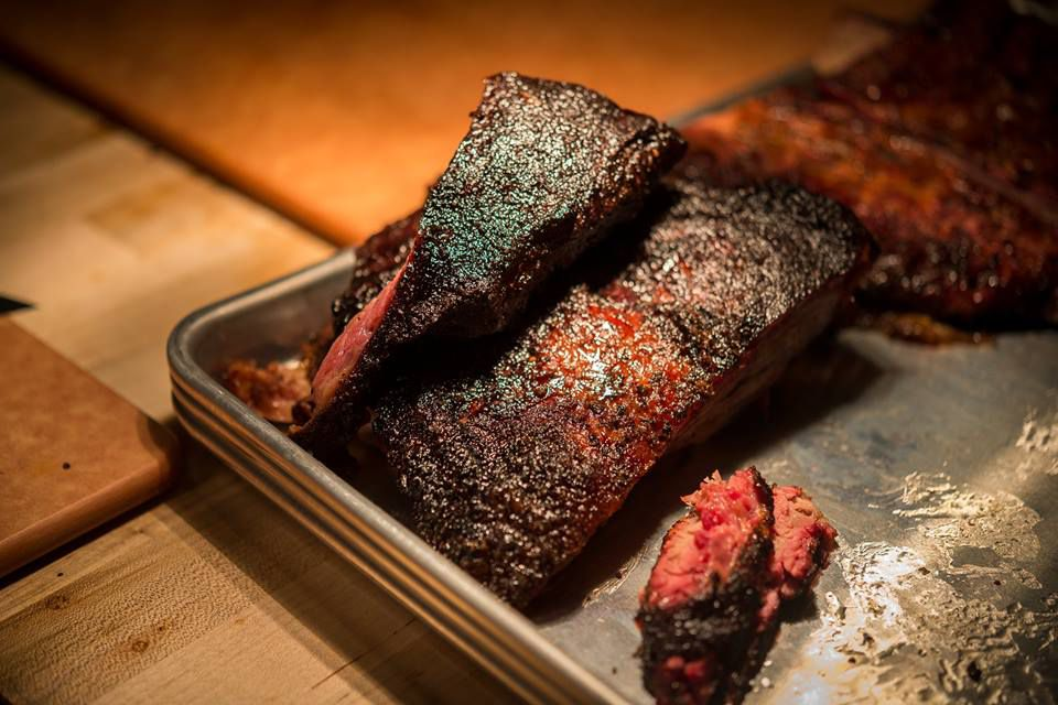 Smoked meat at Smokehouse Live [Photo: Facebook]