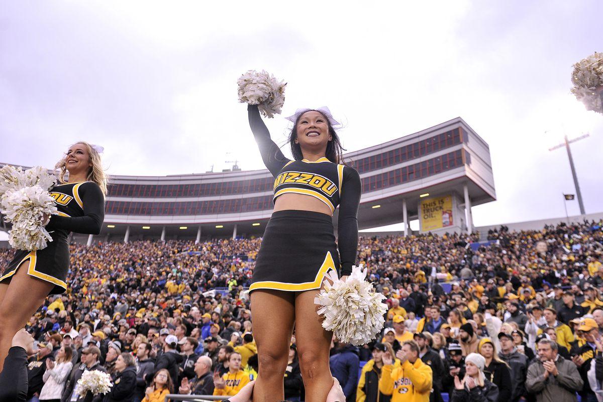 NCAA Football: Liberty Bowl-Missouri vs Oklahoma State