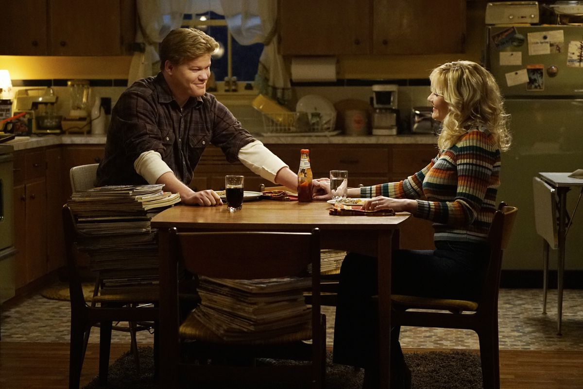 Ed and Peggy on Fargo