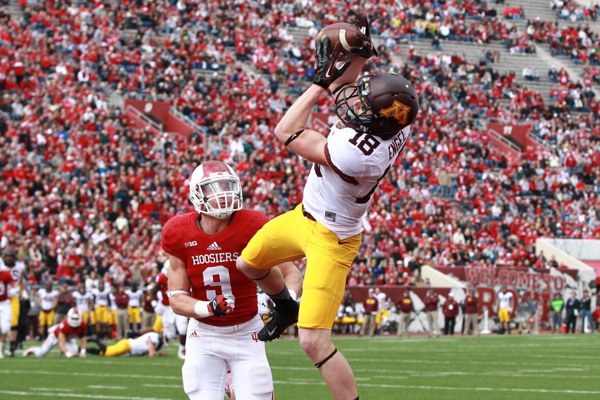 Minnesota Football Gophers Depth Chart Injury Report Vs Wisconsin Badgers