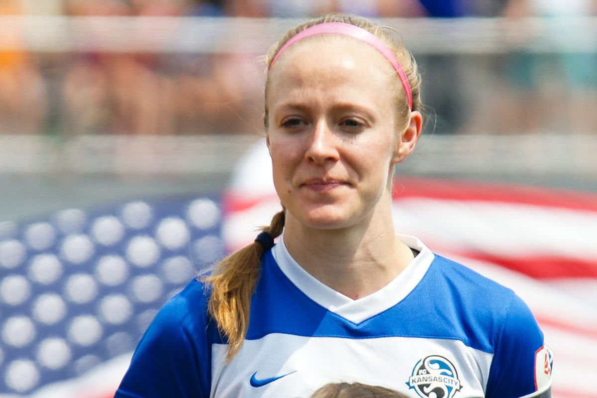 Barnhart and Sauerbrunn are the latest FC Kansas City players to receive NWSL awards