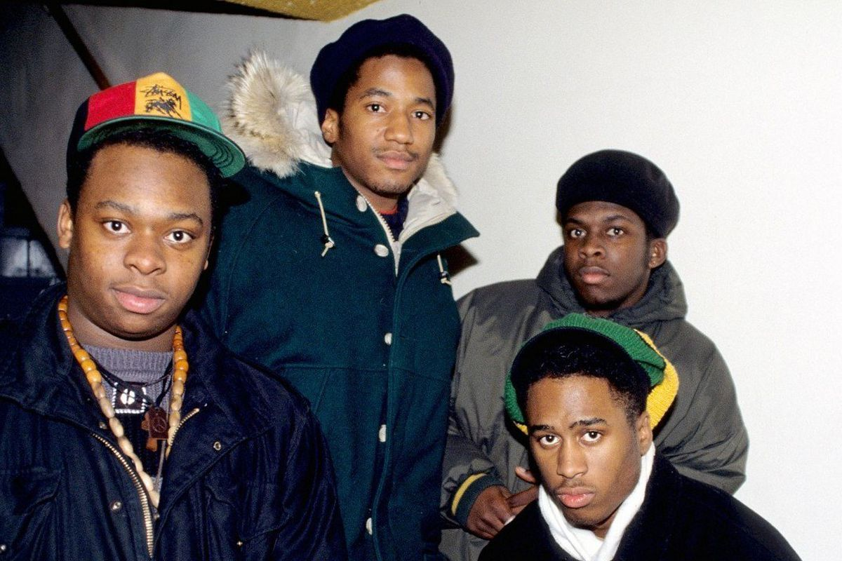 First Thoughts A Tribe Called Quest S We Got It From Here