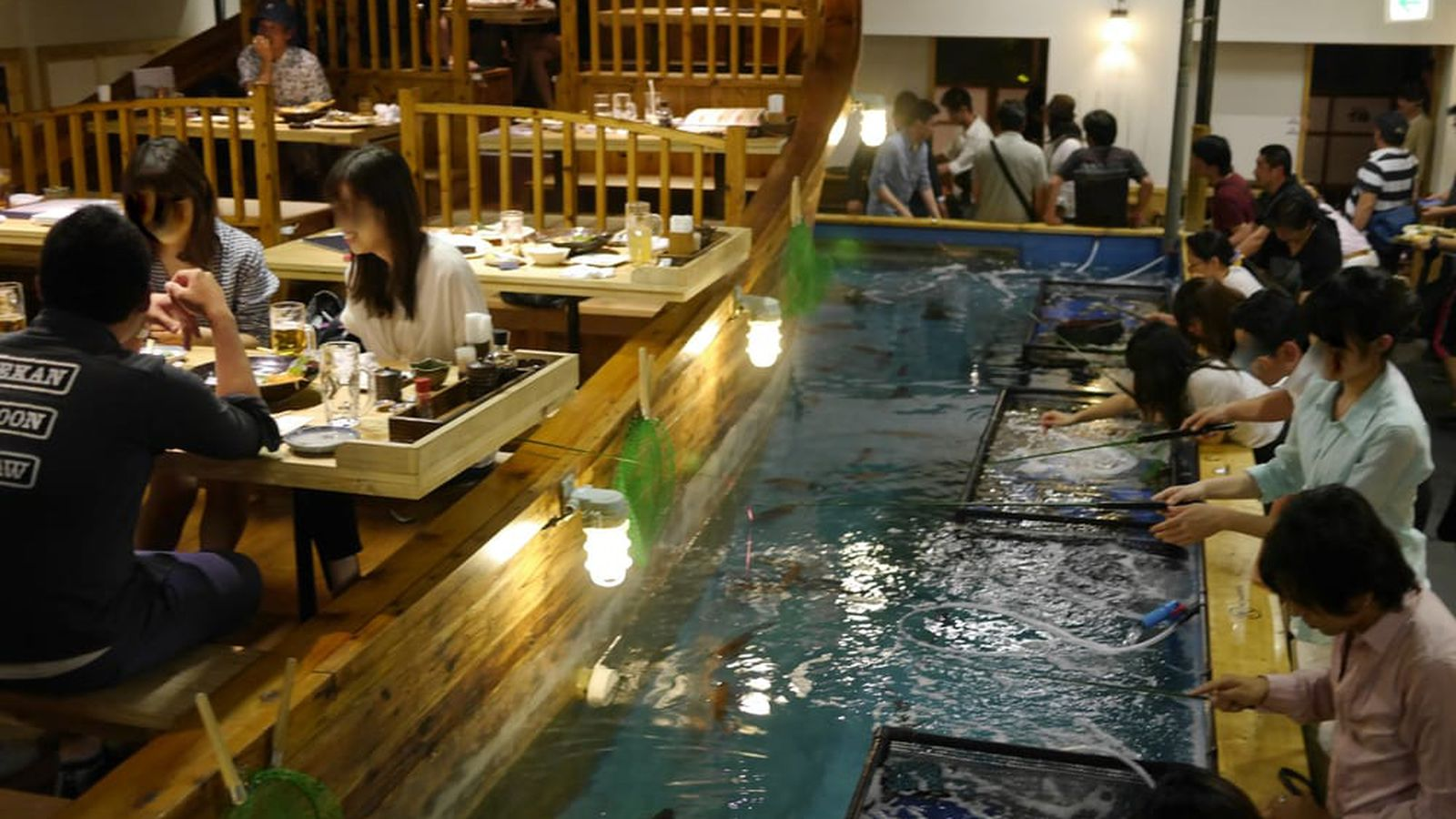 Literally Fish for Your Dinner at This Japanese Chain Opening in Chelsea