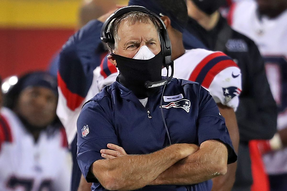 Patriots Coach Bill Belichick