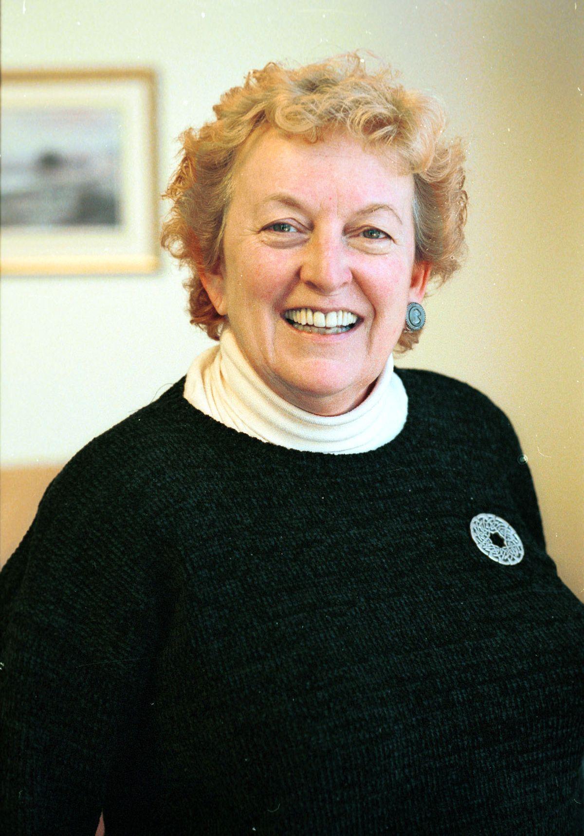 Margaret Blackshere