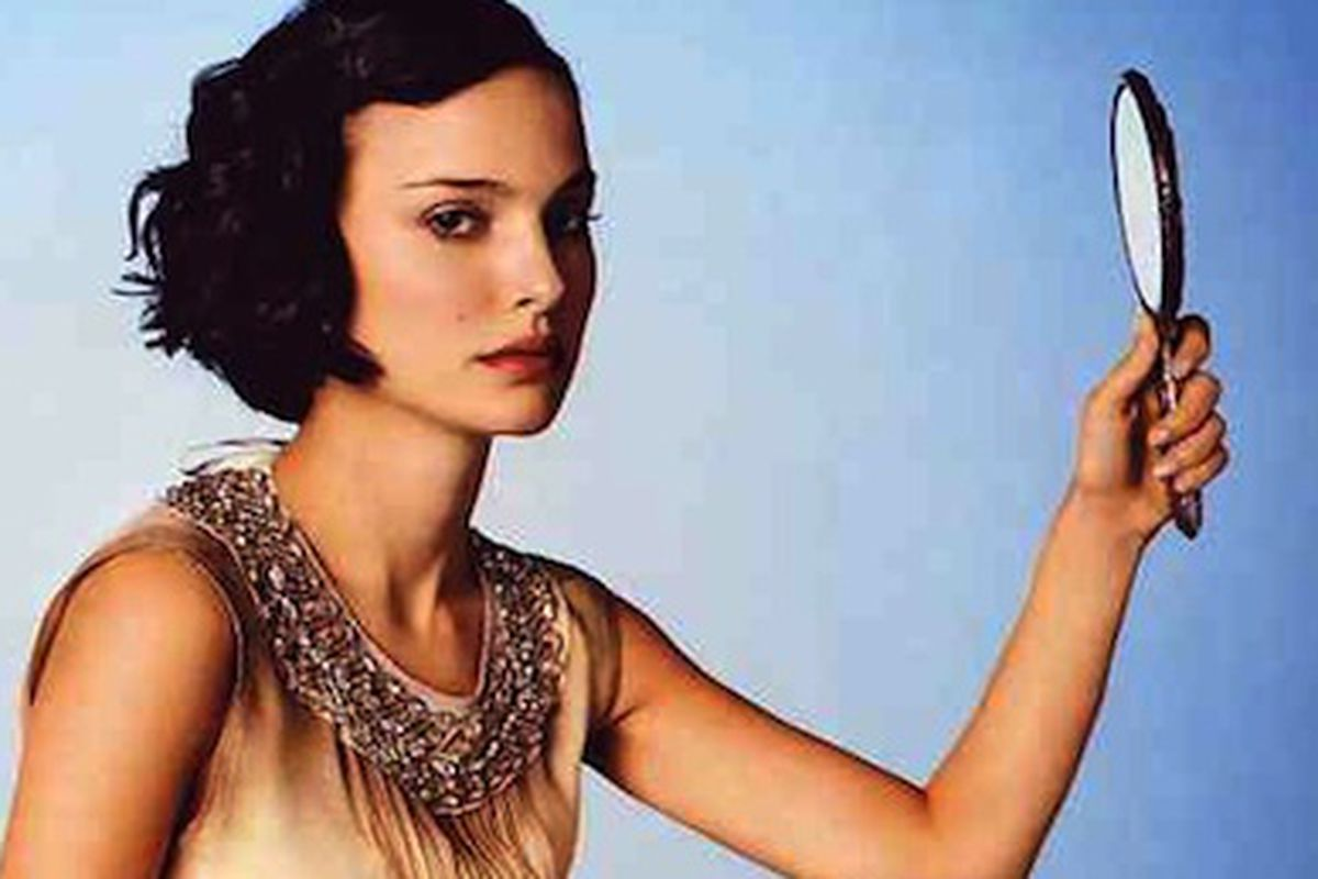"""This perfect, and once campaign-free face, is the next Miss Dior Cherie. Image via <a href=""""http://nomoredirtylooks.com/2010/07/natalie-portman-gets-dirty-with-sofia-coppola/"""">NoMoreDirtyLooks</a>."""