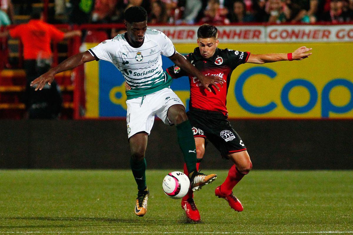 Tijuana v Santos Laguna - Torneo Apertura 2017 Liga MX