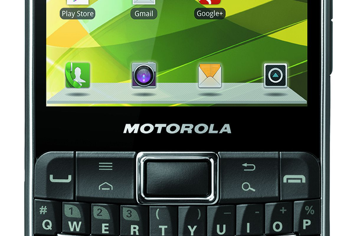 Motorola Announces Defy Pro A Ruggedized QWERTY Android Phone For Brazil