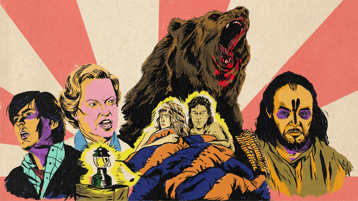 What Do George Clooney, Nazareth, and a 16-Foot Mechanical Bear Have in Common? Grizzly_2.0