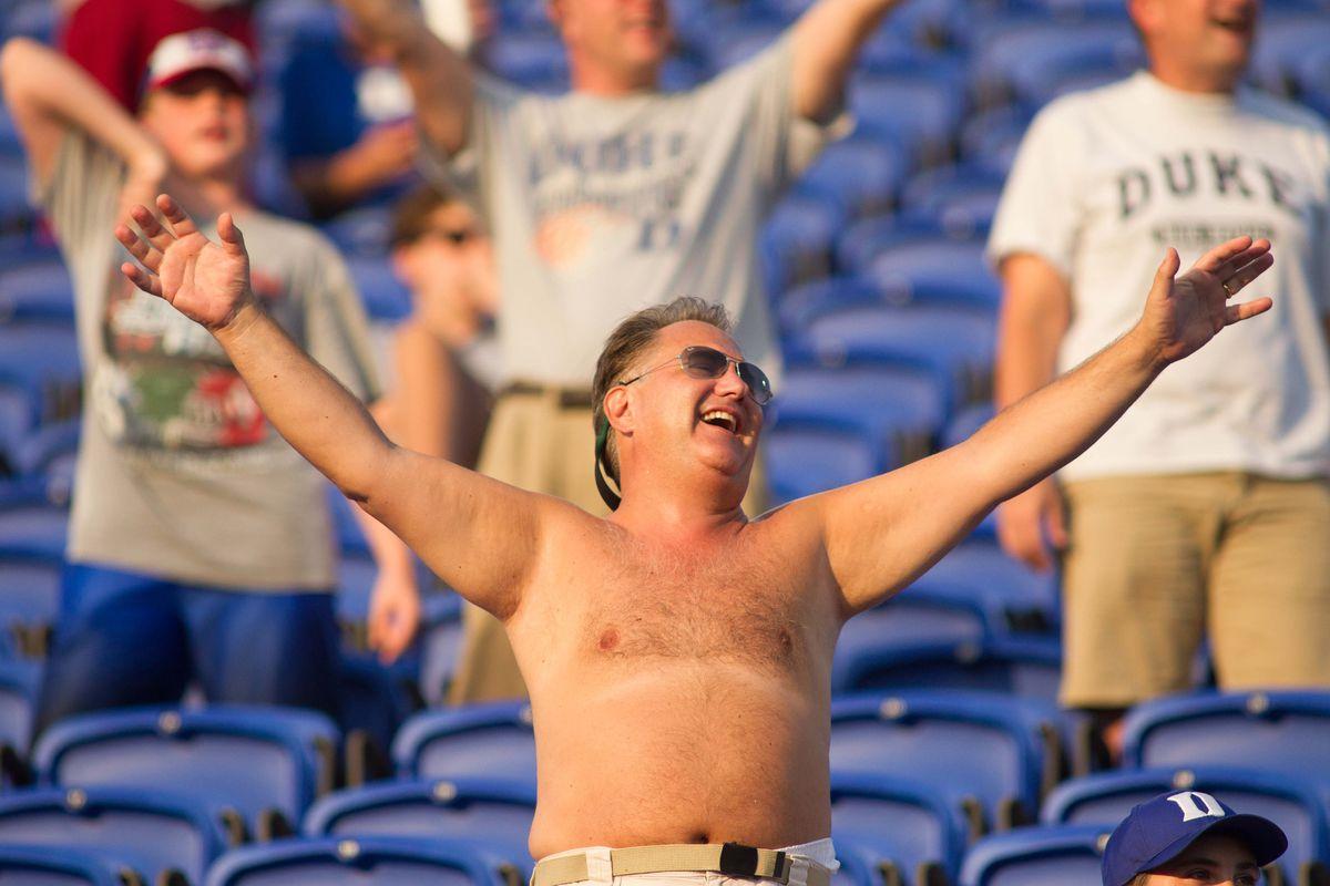 NCAA Football: Wake Forest at Duke