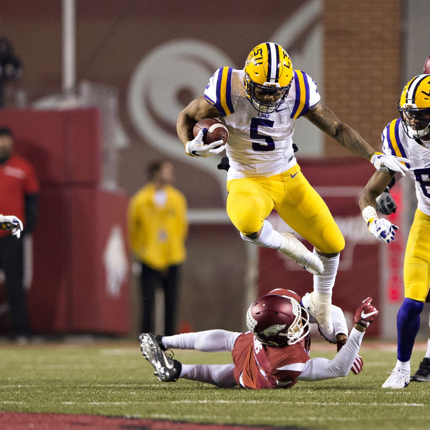 Arkansas Vs LSU Time TV Schedule Watch Online Odds Preview Team Speed Kills