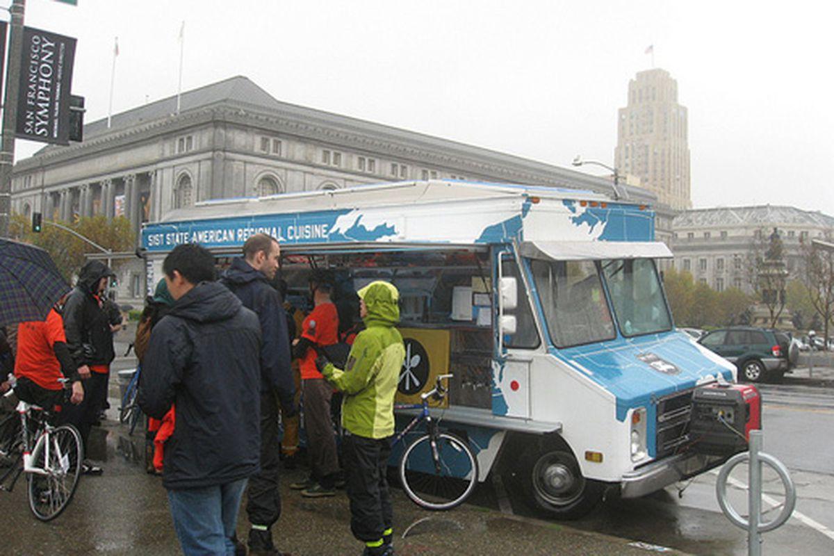51st Amendment Food Truck.