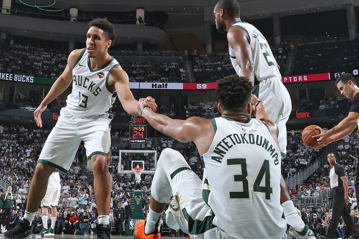 Eastern Conference Finals - Toronto Raptors v Milwaukee Bucks