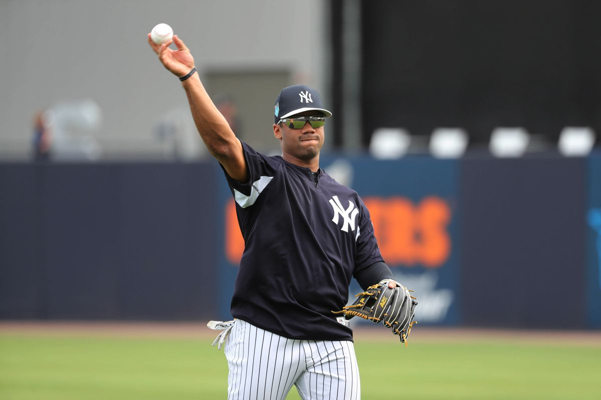 Russell Wilson looks good in the video of his at-bat for the ...