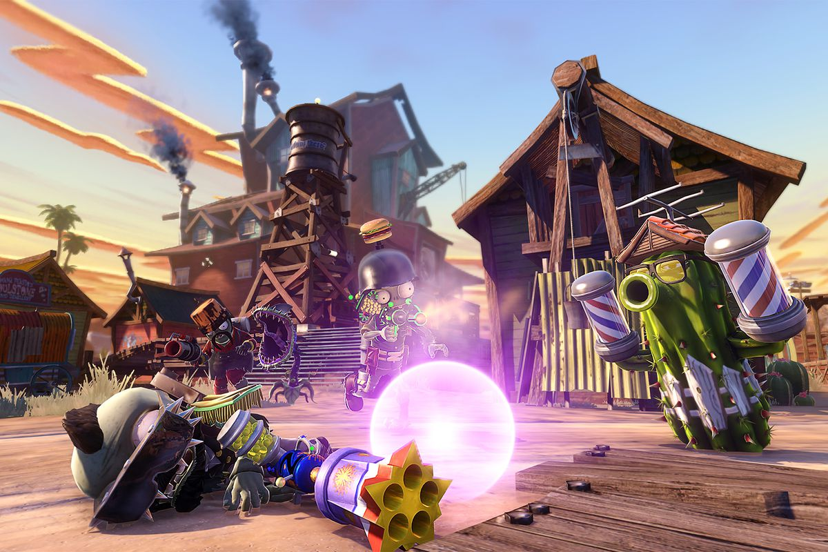Plants vs  Zombies trademark filing gives up shooter's