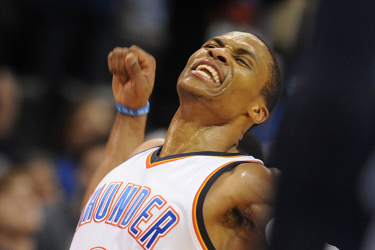 c43b5e113da NBA scores 2015  The Thunder are coming and 3 other things we learned