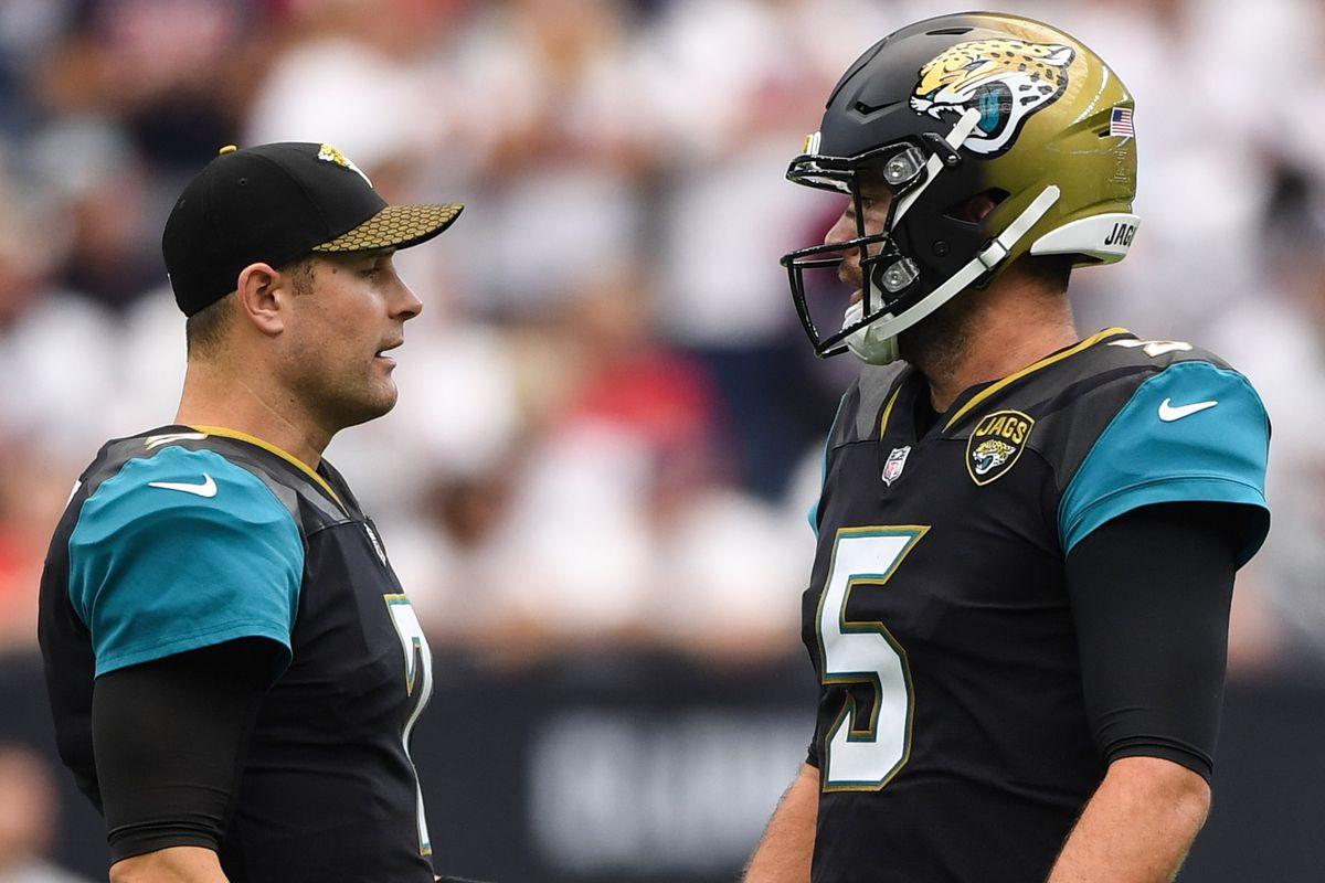 Jacksonville Jaguars Daily: 5 hot topics for quarterback ...