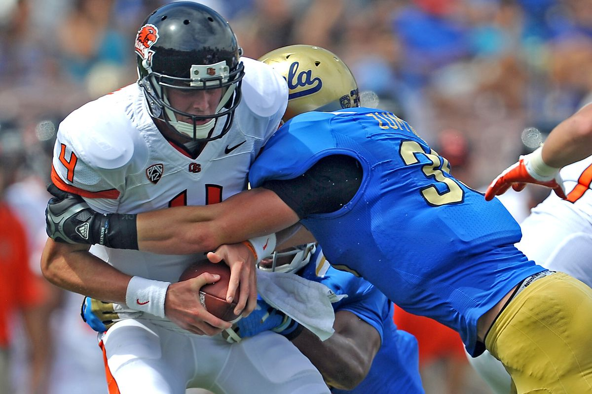 60ae5e11171 Steelers draft results  Pittsburgh selects UCLA LB Jordan Zumwalt with first  of two 6th round picks
