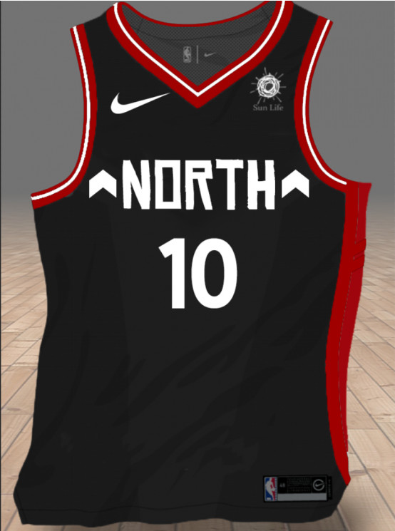 """new products ff56f 6831a New """"North"""" jerseys coming for the Raptors? - Raptors HQ"""