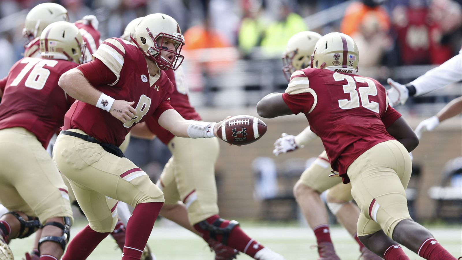 Boston College Eagles Football Schedule Stats History Trivia and more