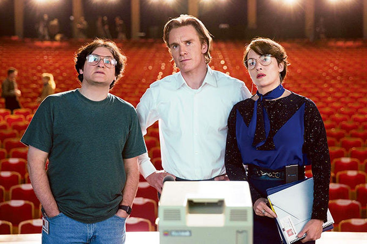 Steve Jobs is the kind of movie that makes October so special.