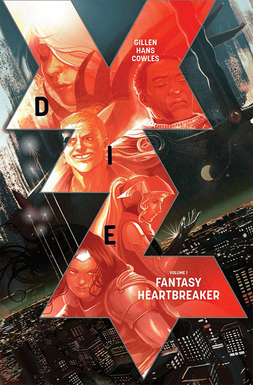 Die, Vol. 1, by Kieron Gillen + Stephanie Hans