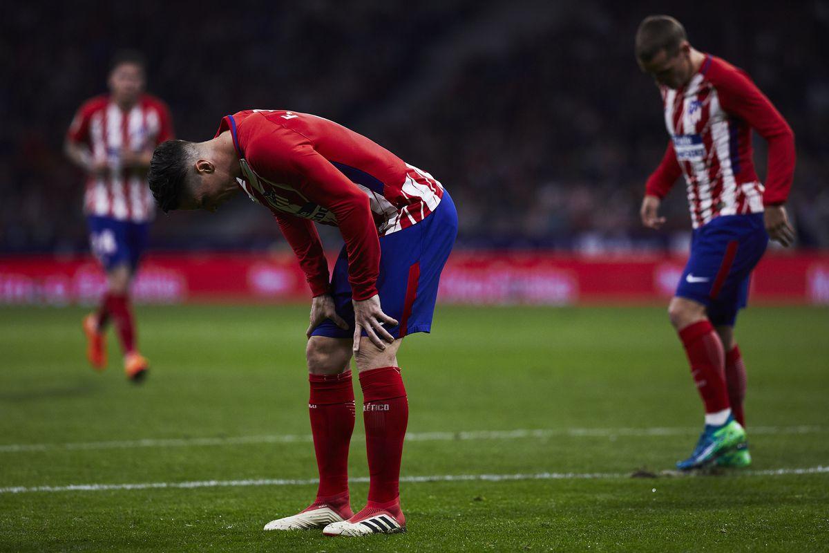 Atletico Madrid v Real Betis - La Liga