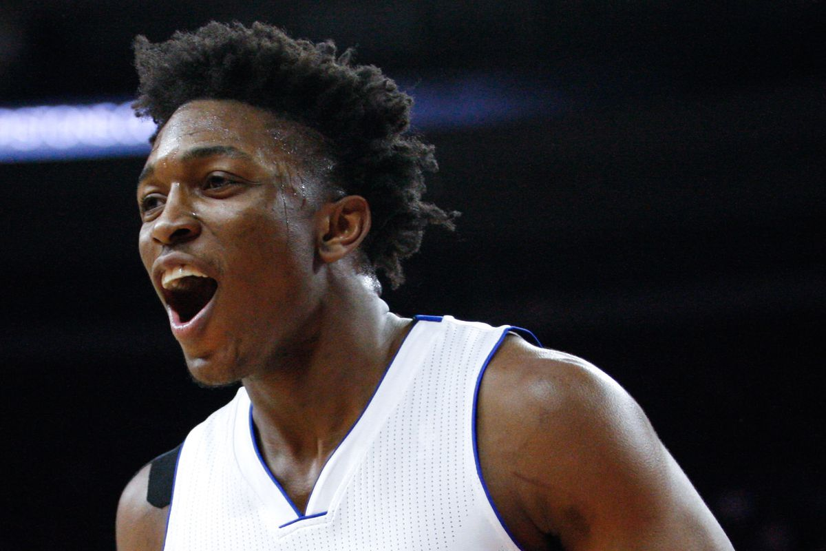 Stanley Johnson changes his number out of respect for Ben Wallace