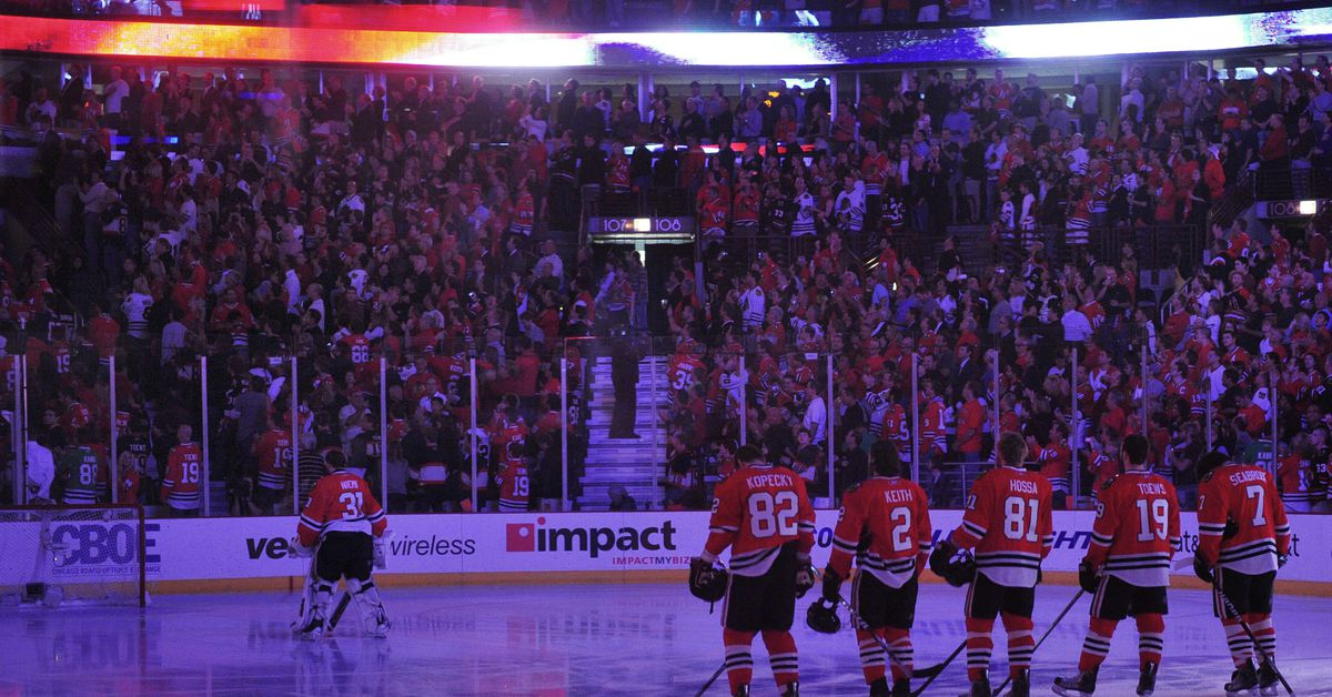 Blackhawks' Stanley Cup glory appears to come with steep price