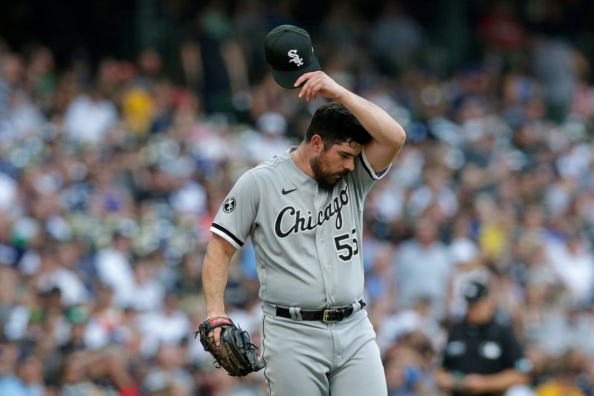 White Sox starter Carlos Rodon is going on the injured list with shoulder fatigue.