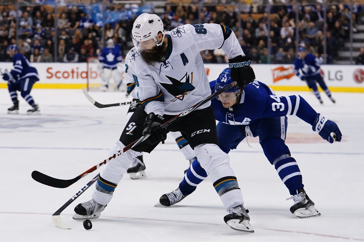 Maple Leafs At Sharks Lines Game Thread And Where To Watch Fear The Fin
