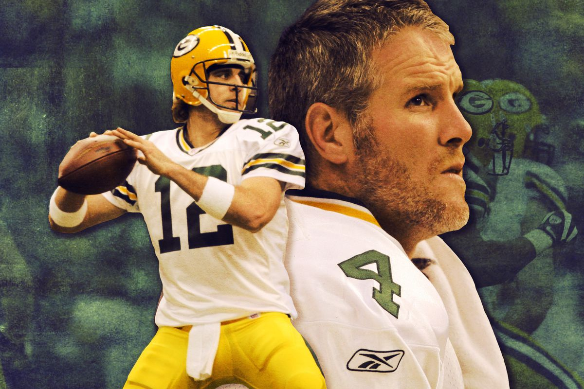 02e615274eb Ten Years Ago vs. the Cowboys, Aaron Rodgers Started His Own Legend ...