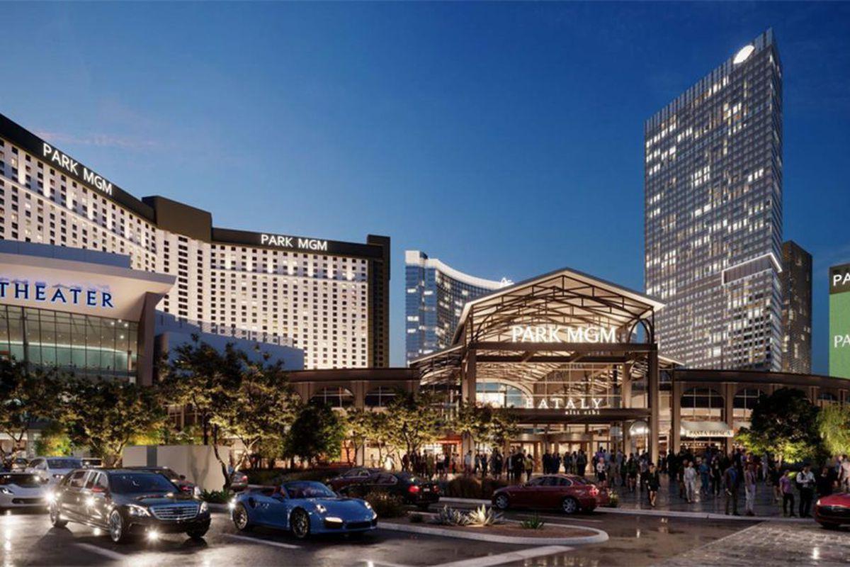 Park MGM rendering