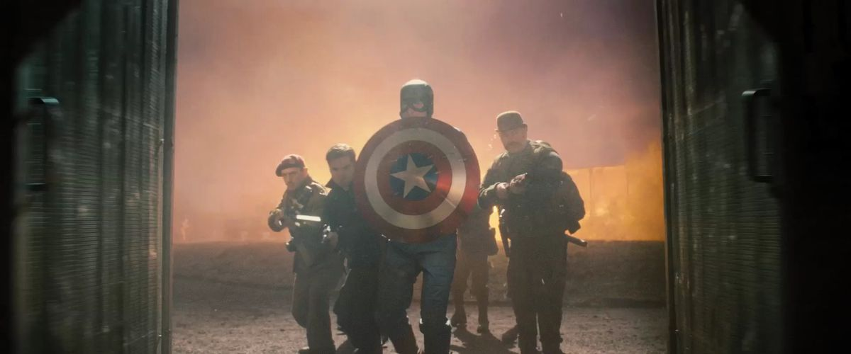 Captain America: The First Avenger (2011) screencap