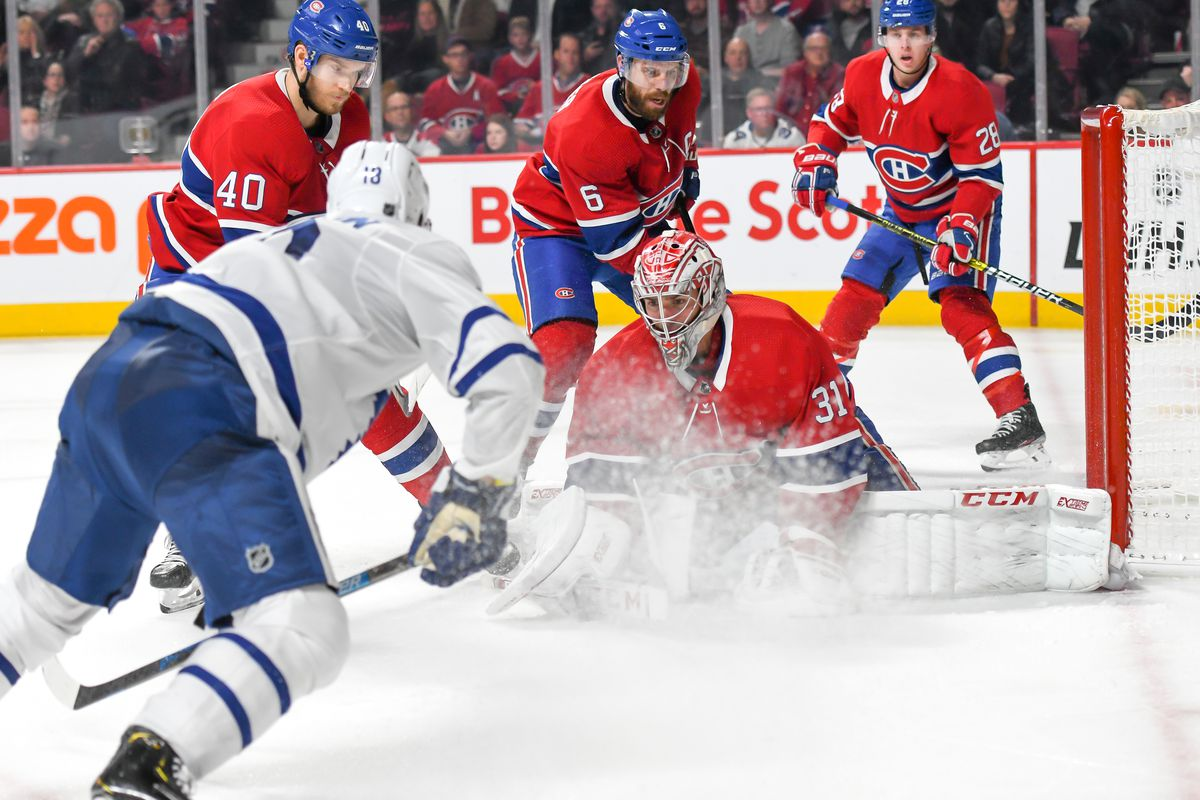 Canadiens V Maple Leafs Game Thread Rosters Lines And How To Watch Eyes On The Prize