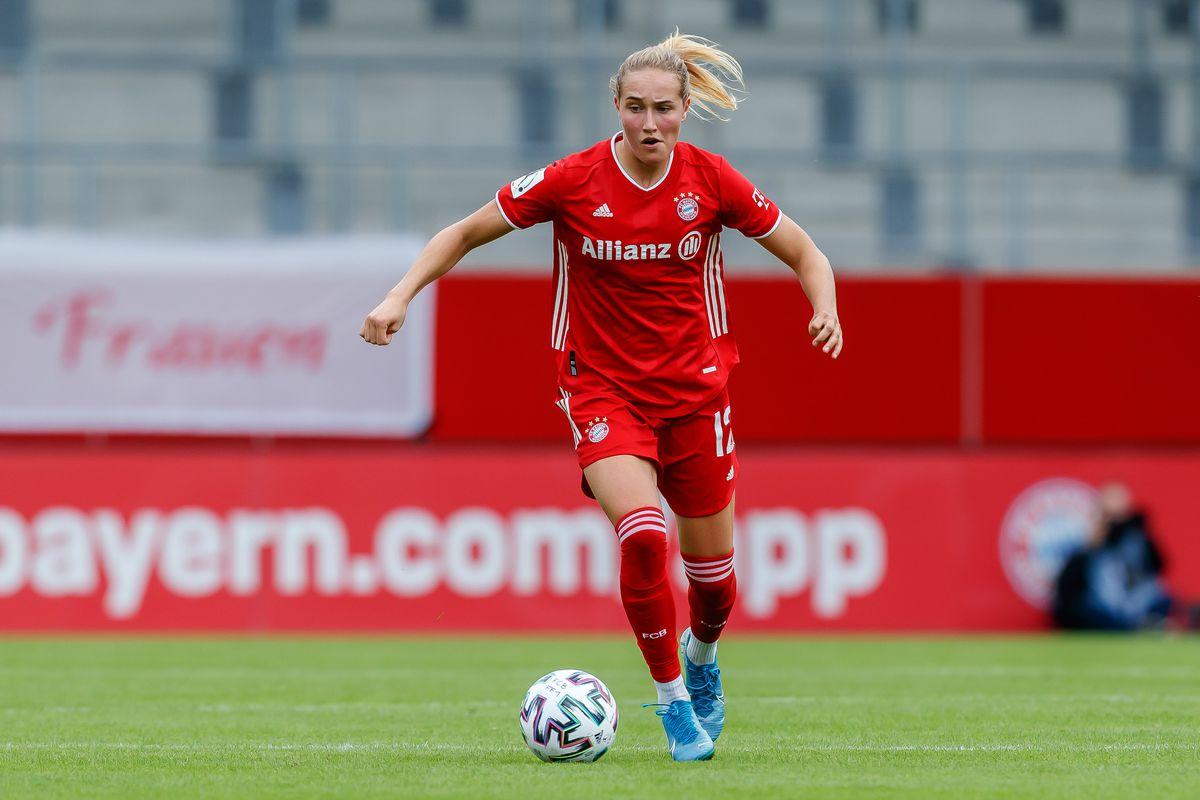 FC Bayern Muenchen Women v SC Sand Women - Flyeralarm Frauen Bundesliga
