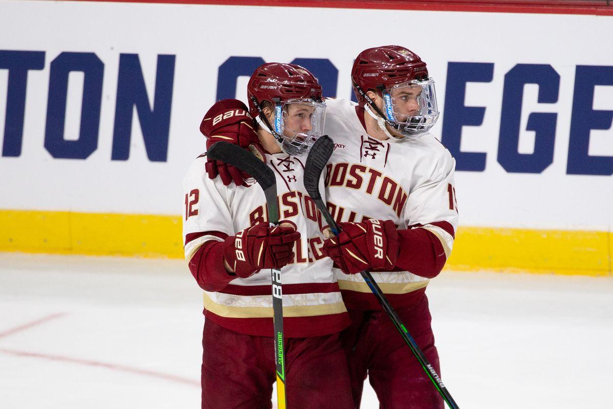 2021 NCAA Division I Men's Ice Hockey Championship - Northeast Regional