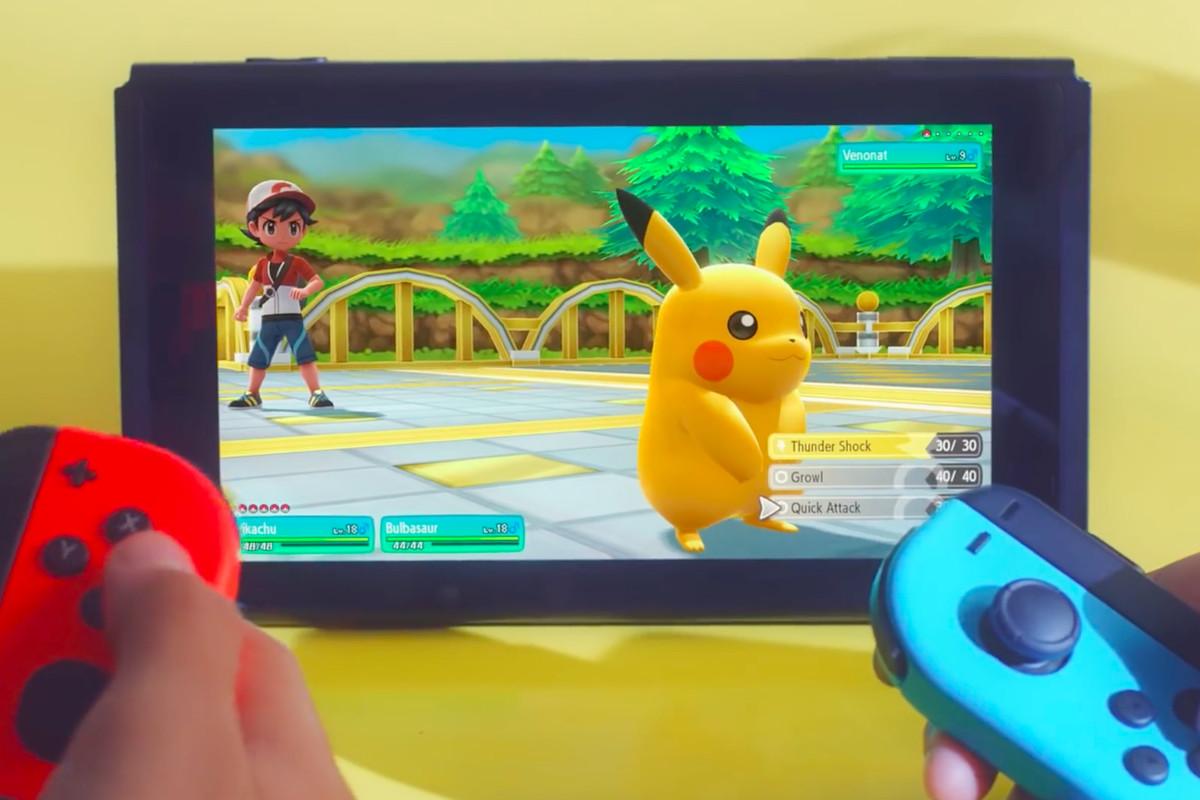 Pokemon type wild online game