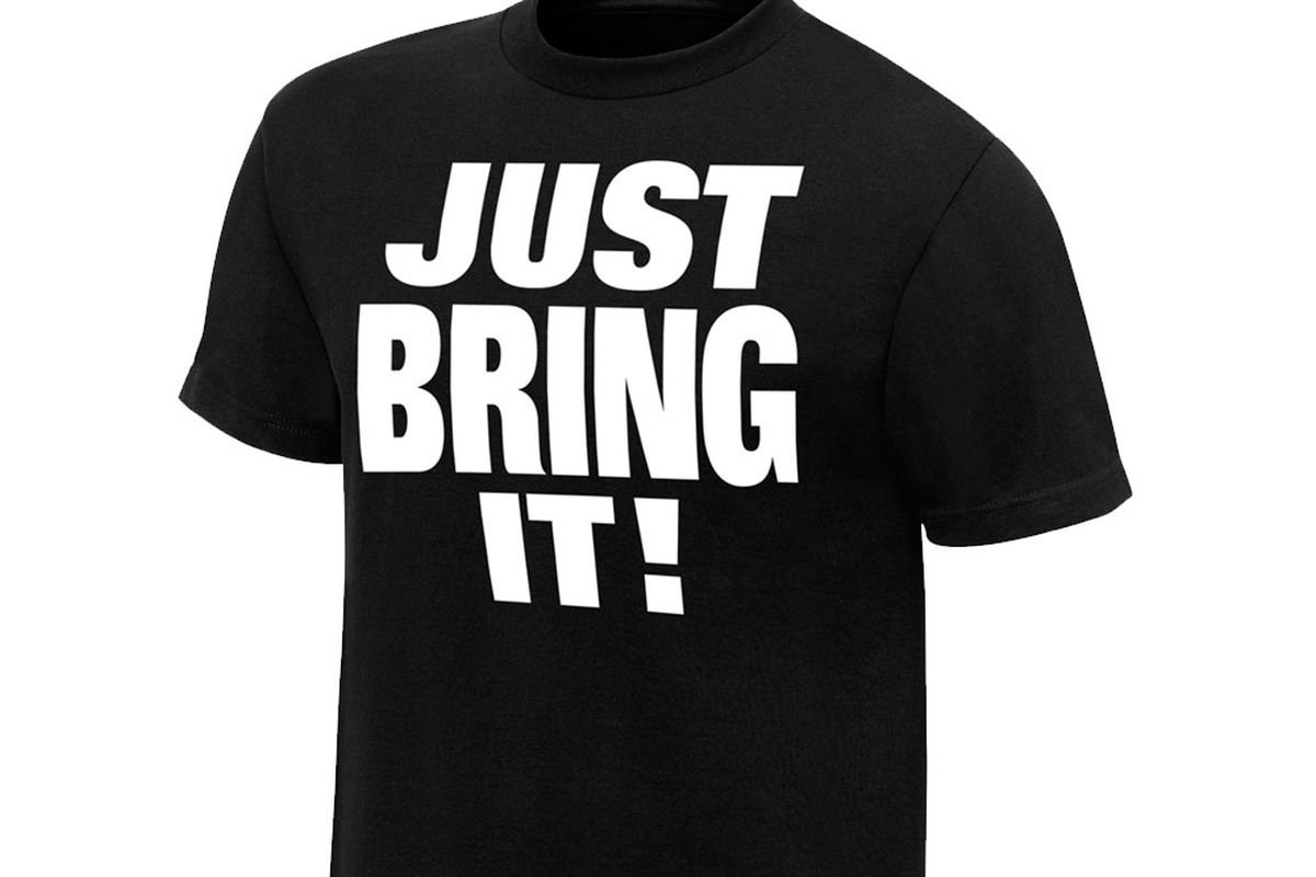 9089543c Cageside Countdown: Best Wrestling T-Shirts Ever - Cageside Seats