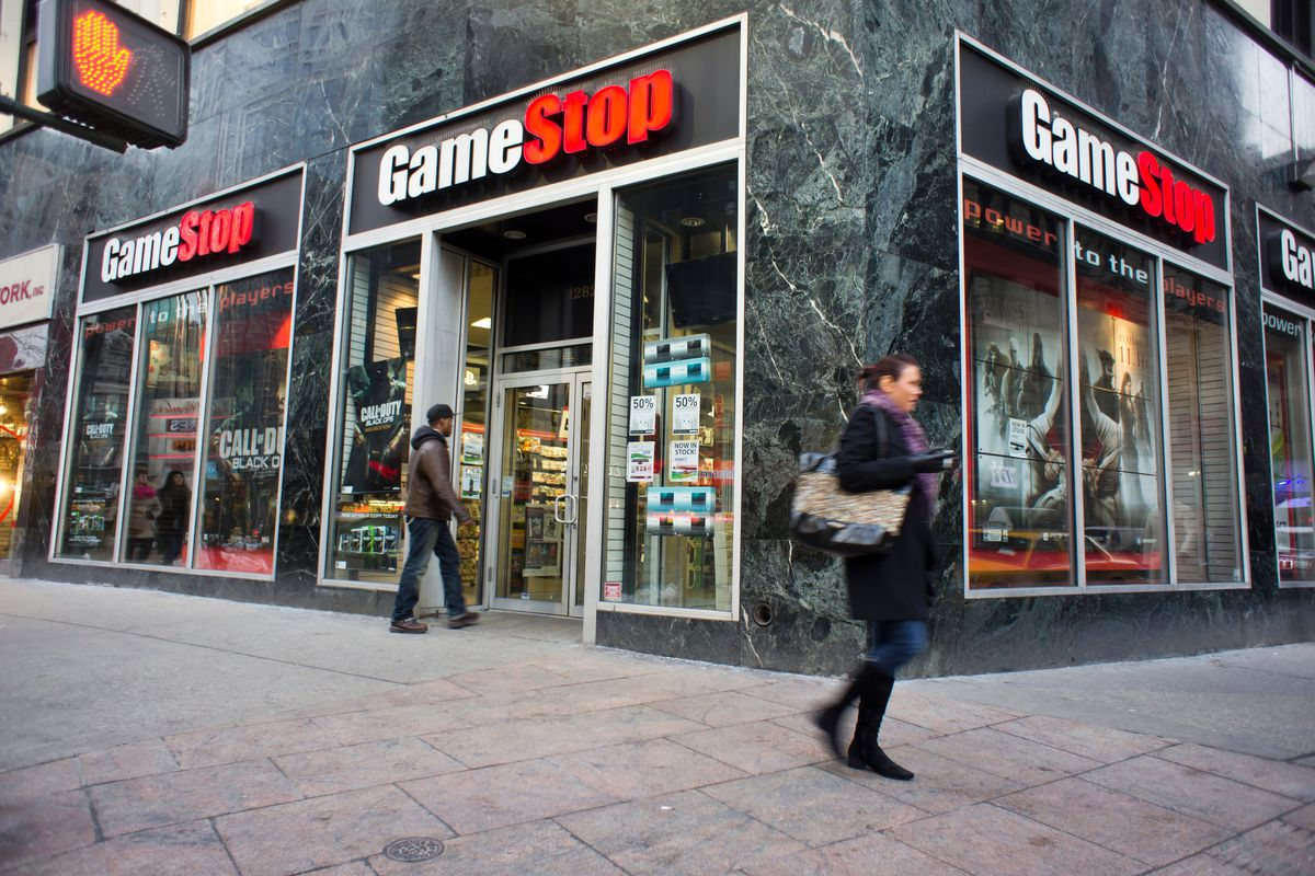 GameStop closes stores to customers, moves to online ...