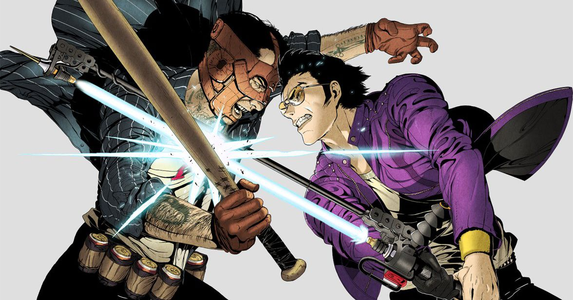 Travis Strikes Again: No More Heroes gets a PS4 & PC release date