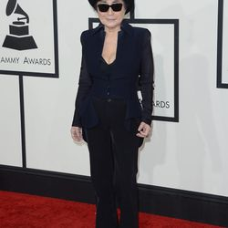 Ladies and gentlemen, Yoko Ono.
