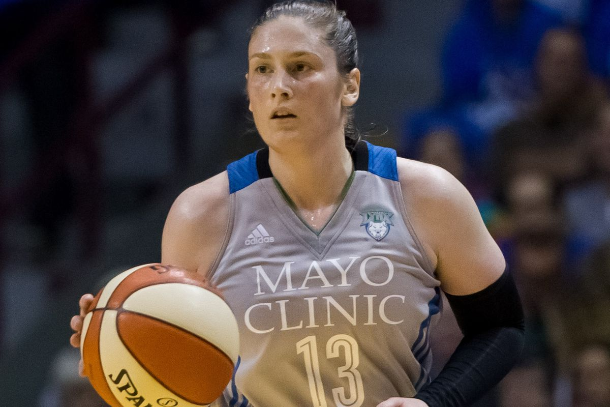 Lynx star Whalen will do double duty as UMinnesota coach