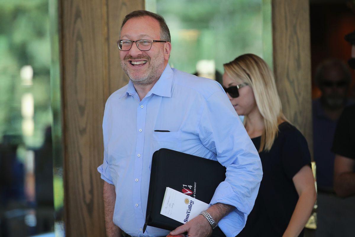 Seth Klarman, the financier behind the Times of Israel.