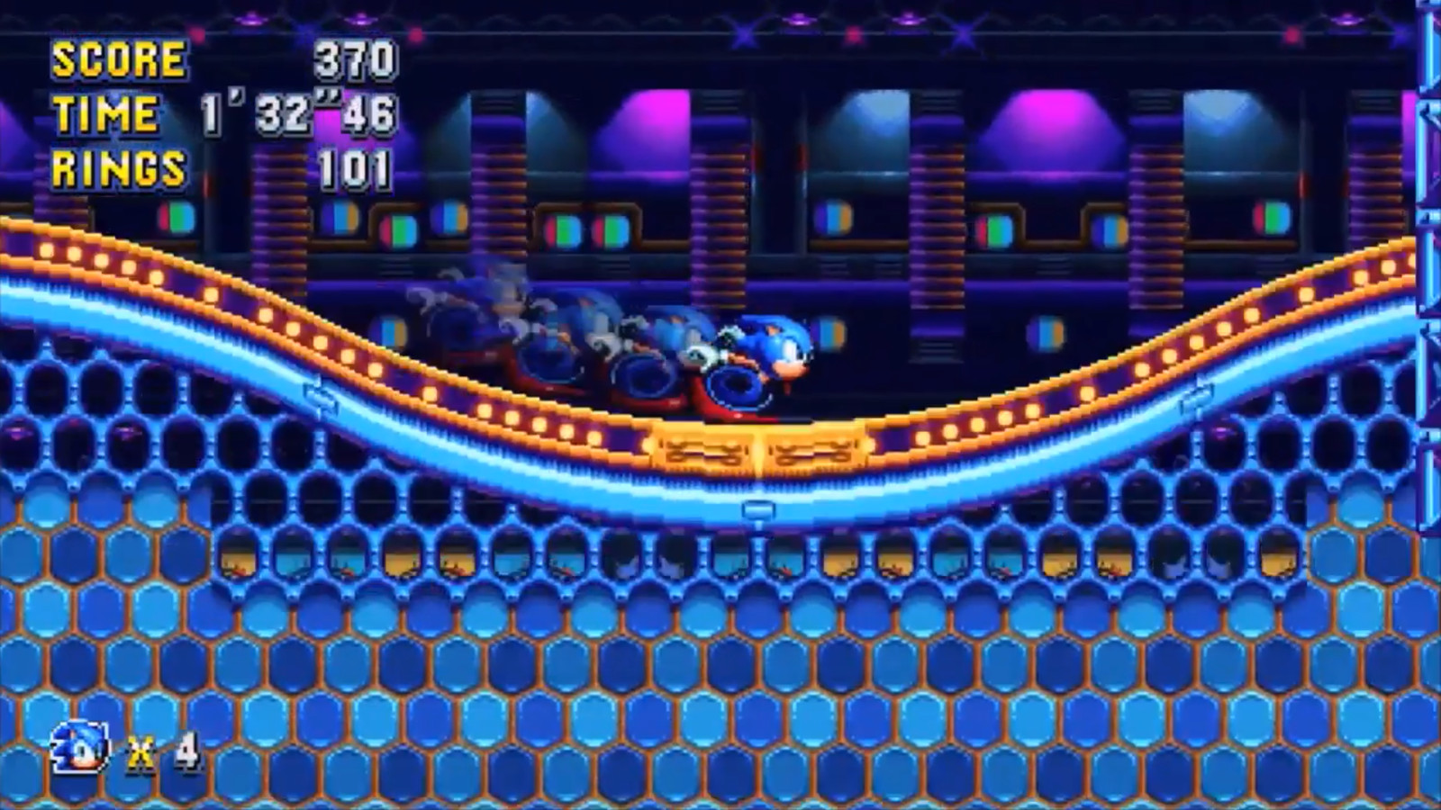 Relive Sonic the Hedgehog's glory days with this eclectic remix album