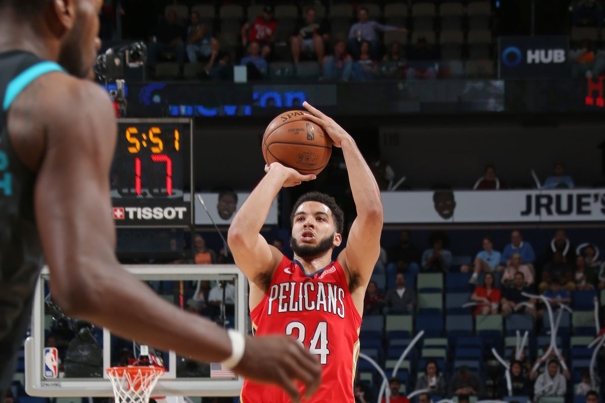 Game 9 Jj Redick And Kenrich Williams Move Into Starting Lineup For New Orleans Pelicans In Matchup With Charlotte Hornets The Bird Writes